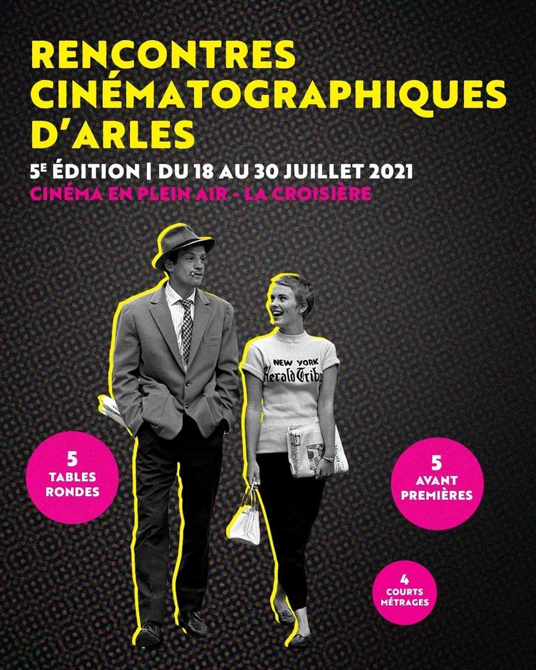 Festival en plein air dédié aux écritures cinématographiques et aux métiers du cinéma