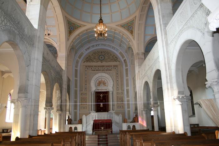 Journées du patrimoine 2020 - A la découverte de la synagogue de Thann