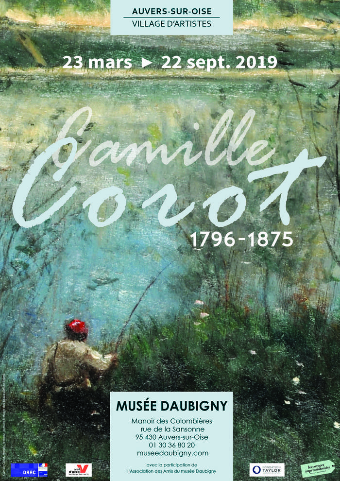 Journées du patrimoine 2019 - Visite gratuite de l'exposition Camille Corot 1796-1875