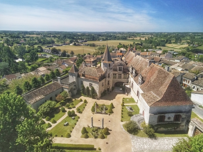 Journées du patrimoine 2020 - Visite guidée du château de Lauzun