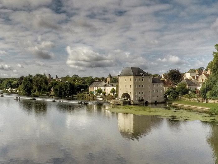 Journées du patrimoine 2020 - Visite moulin hydraulique grand prix Maison Paysannes de France pour sa restauration, dans une Petite Cité de Caractère.