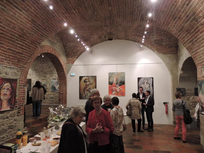 Journées du patrimoine 2020 - Galerie du caveau des arts