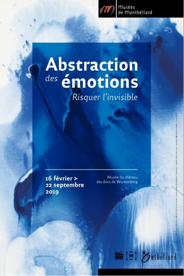Nuit des musées 2019 -Abstractions des émotions. Risquer l'invisible