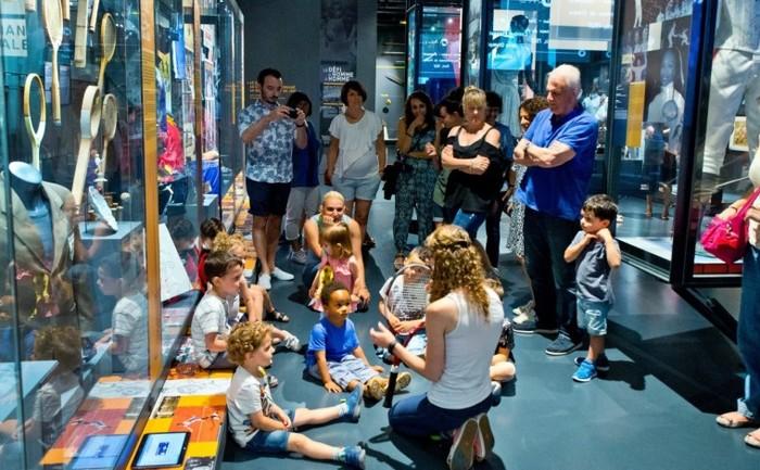Nuit des musées 2019 -animations bébé-sportif (1 à 6 ans)