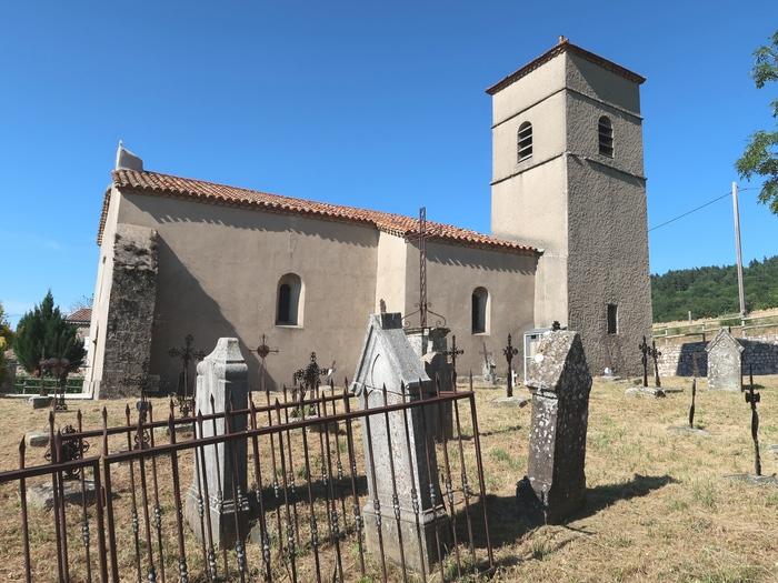 Journées du patrimoine 2020 - Visite libre de l'église Saint-Julien