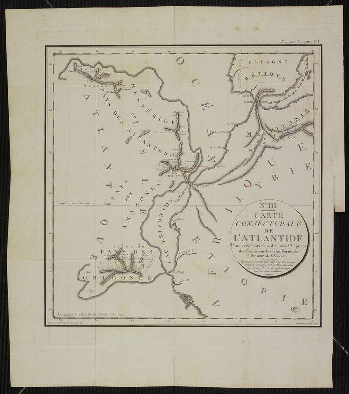 Journées du patrimoine 2019 - L'Atlantide : du conte politique à la quête scientifique