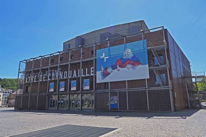 Journées du patrimoine 2020 - Le Théâtre de Cornouaille
