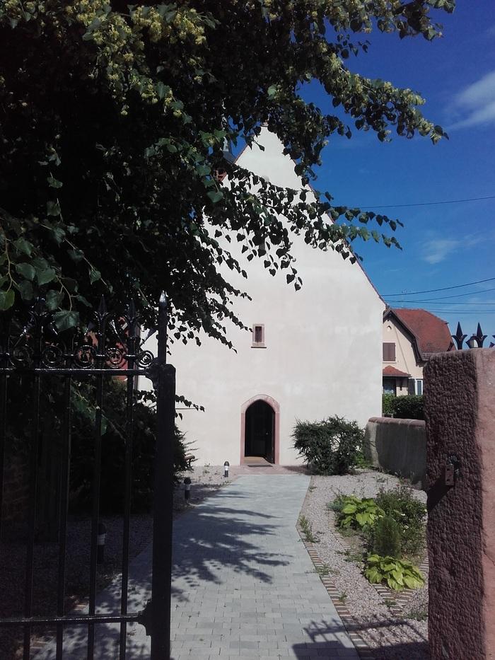 Journées du patrimoine 2019 - Visite guidée de la chapelle Sainte-Odile