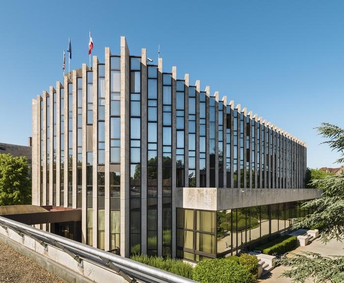 Journées du patrimoine 2020 - Visitez le Conseil régional de Bourgogne-Franche-Comté - site de Dijon