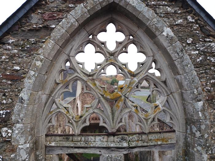 Journées du patrimoine 2020 - Visite libre de l'église de l'Abbaye Saint-Jacques de Montfort
