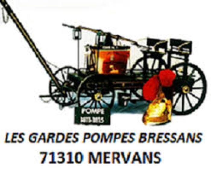 Journées du patrimoine 2019 - LES GARDES POMPES BRESSANS
