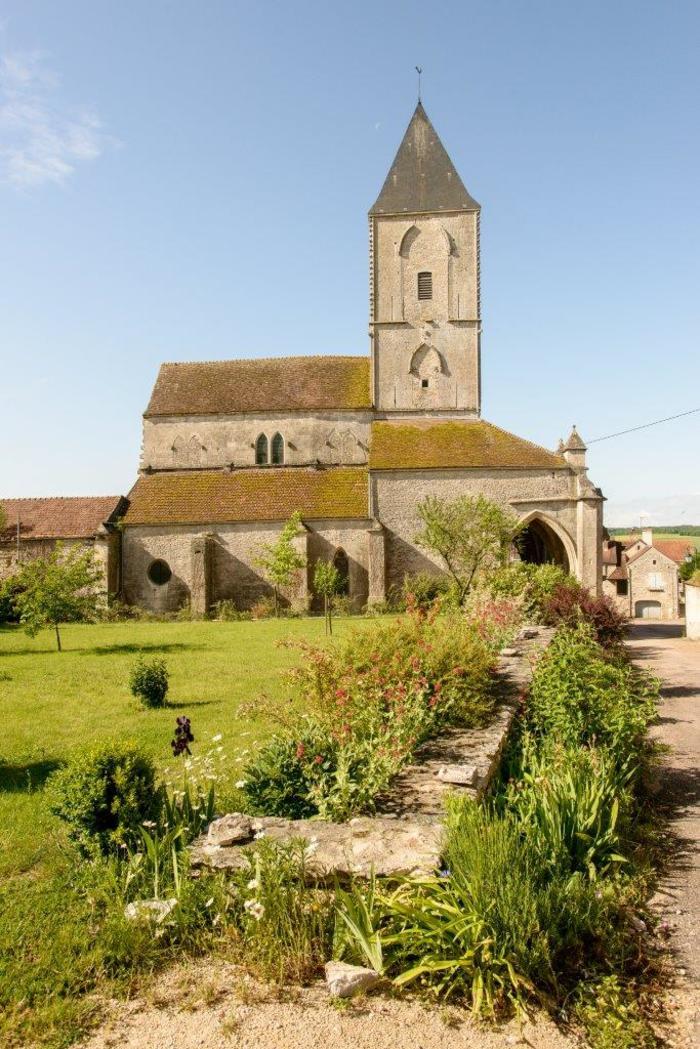 Journées du patrimoine 2019 - Découverte de l'église du XIIIème Notre-Dame de la Nativité et du village médiéval.
