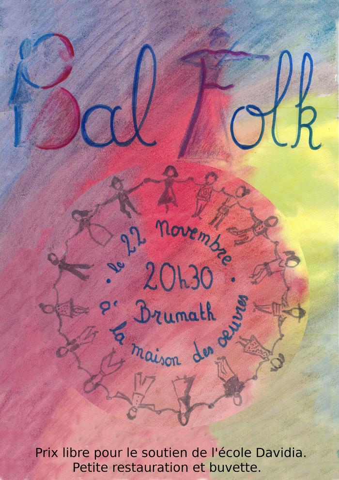 Bal Folk, musique live !