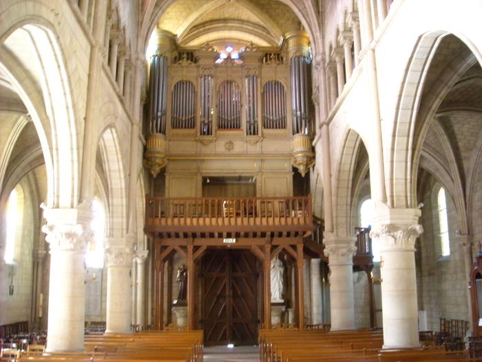Journées du patrimoine 2020 - Concert d'Orgue à l'église Notre-Dame-de-l'Assomption
