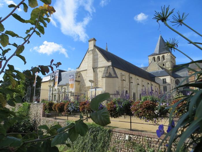 Journées du patrimoine 2019 - Visite libre de l'abbaye de Montivilliers