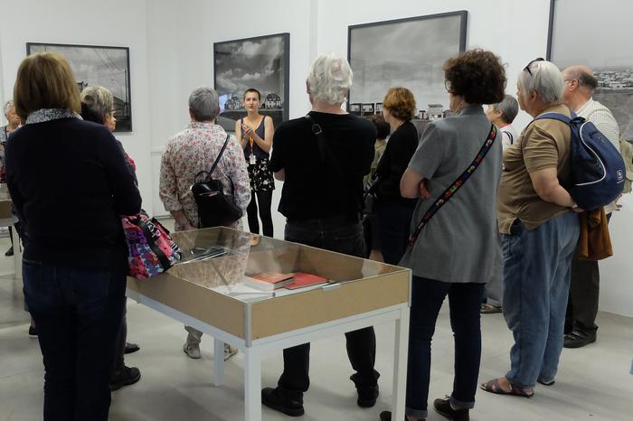 Journées du patrimoine 2020 - Visite guidée de l'exposition « England : The Way We Were 1968-1983 » de Homer Sykes