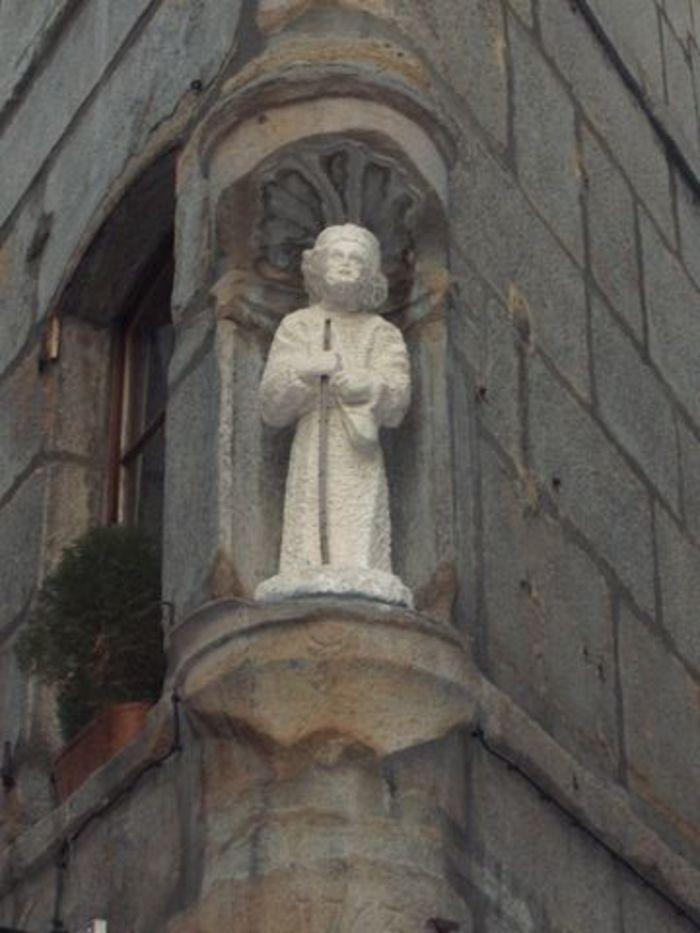 Journées du patrimoine 2020 - ANNULEE // Visite guidée: Le quartier Saint-Jacques