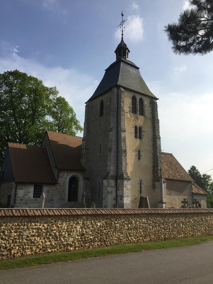 Journées du patrimoine 2019 - Visite libre de l'église Notre-Dame