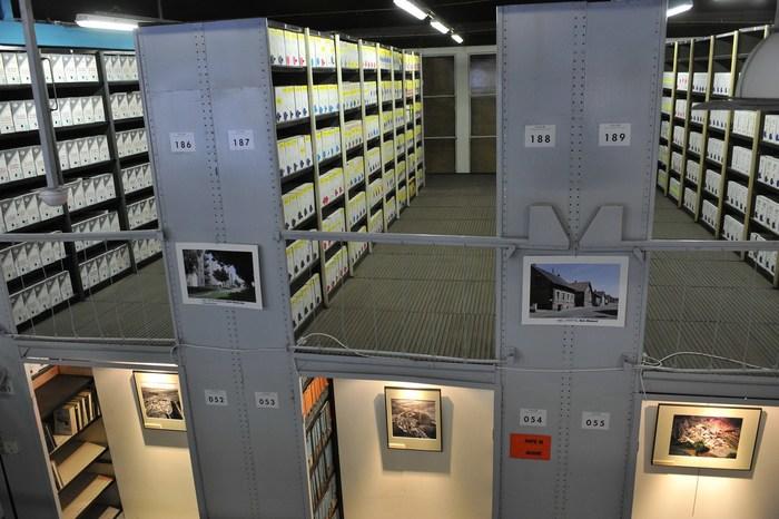 Journées du patrimoine 2019 - Visite guidée du centre d'archives
