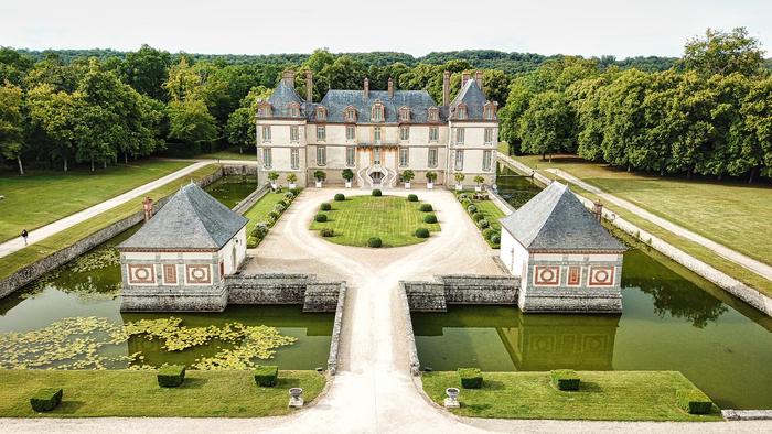 Journées du patrimoine 2020 - Visite exceptionnelle du parc du château de Bourron