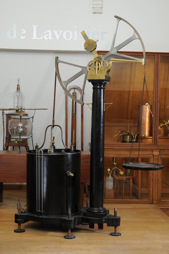 Journées du patrimoine 2020 - Le laboratoire de Lavoisier