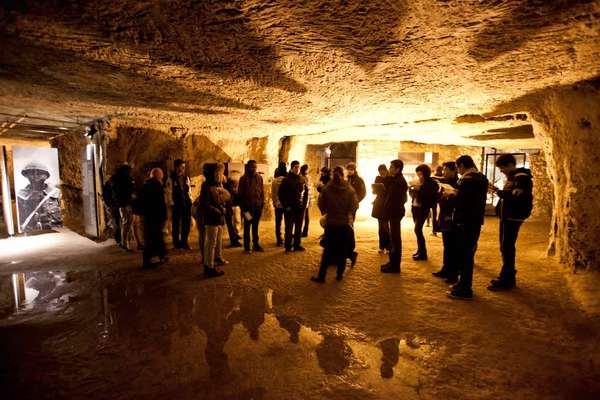 Nuit des musées 2019 -La Nuit des Musées à la Caverne du Dragon
