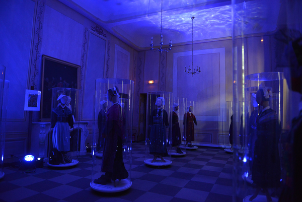 Nuit des musées 2019 -Visite jeu dans le musée
