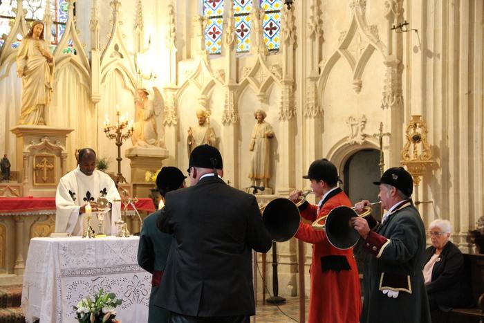 Journées du patrimoine 2020 - Messe de Saint-Hubert
