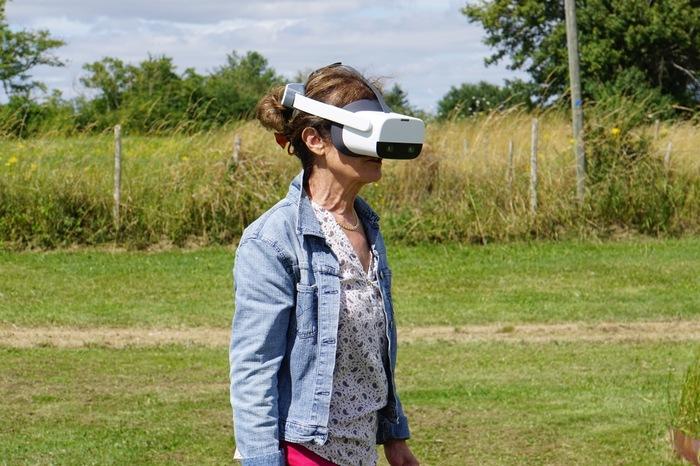 Journées du patrimoine 2020 - Visite guidée en réalité virtuelle du temple de Cassinomagus