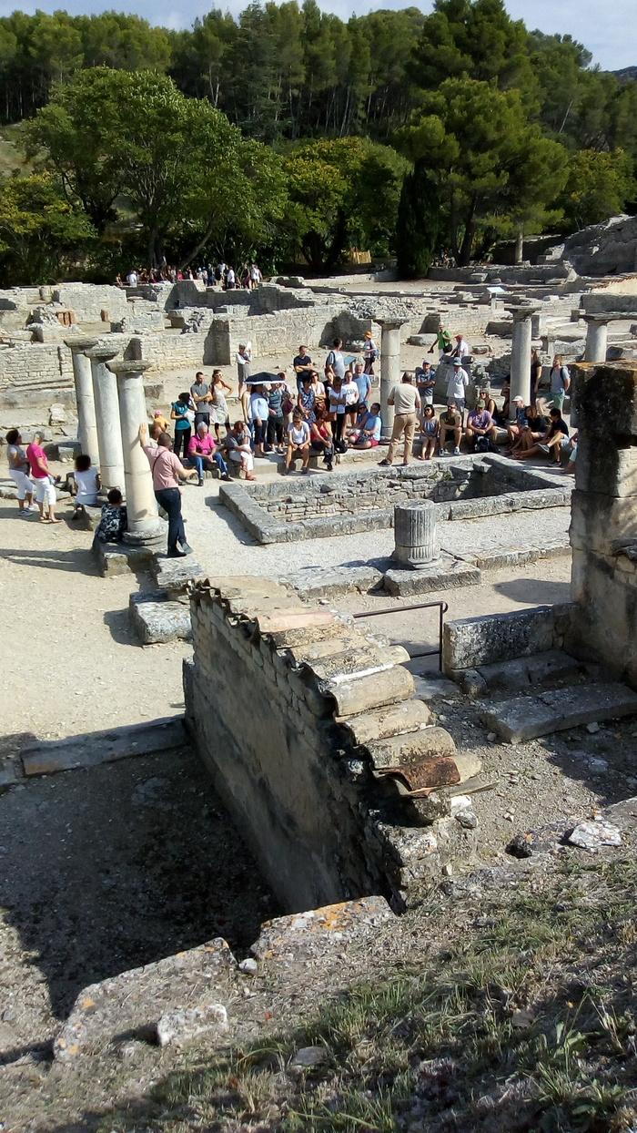 Journées du patrimoine 2019 - Visite commentée du site archéologique de Glanum
