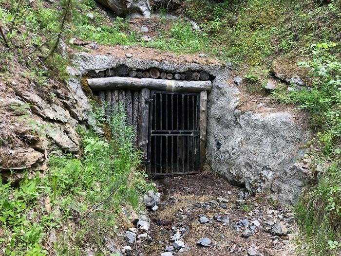 Journées du patrimoine 2020 - Visite de la mine de la Cabane de Villard-Saint-Pancrace