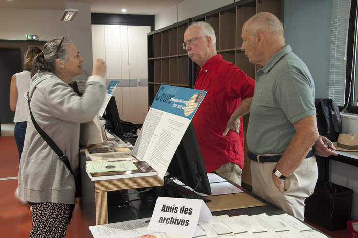 Journées du patrimoine 2020 - Mini-Conférences des Amis des Archives de la Haute-Garonne