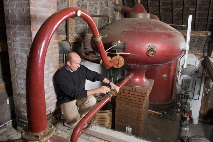 Journées du patrimoine 2020 - Visite guidée de la cidrerie-distillierie du domaine des Hauts Vents