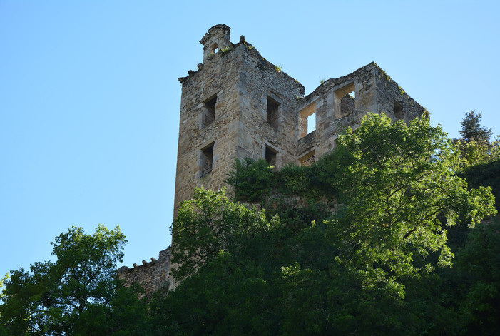 Journées du patrimoine 2019 - Ouverture du château Lou Viel Castel