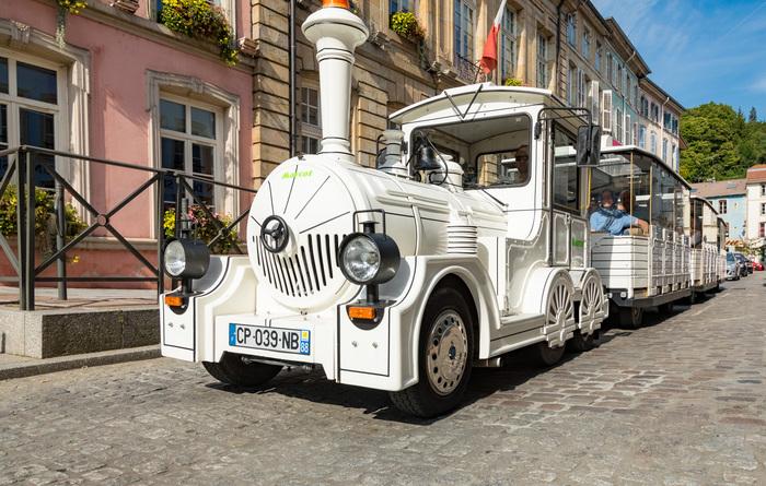 Journées du patrimoine 2019 - Visites commentées de la ville en petit train touristique