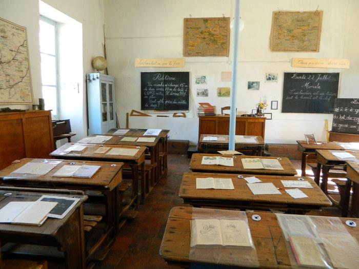 Journées du patrimoine 2019 - Animations et visites à l'ancienne école et à l'église