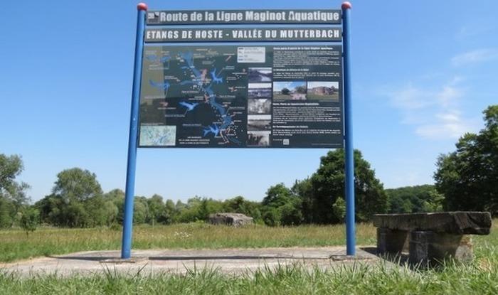 Journées du patrimoine 2020 - Découverte de la Ligne Maginot Aquatique à Hoste
