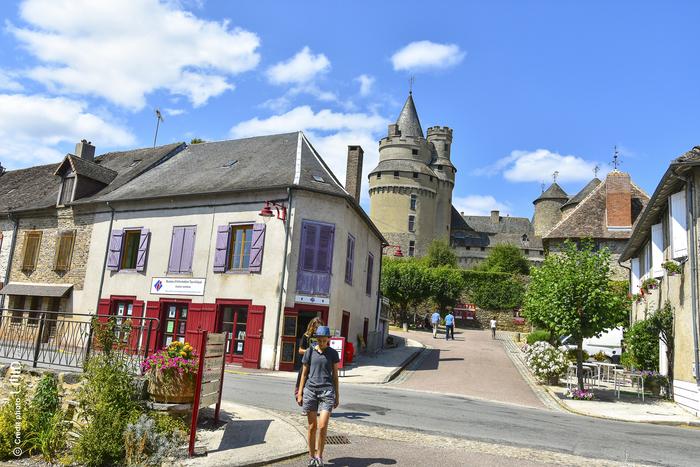 Journées du patrimoine 2019 - Visite guidée du bourg de Coussac