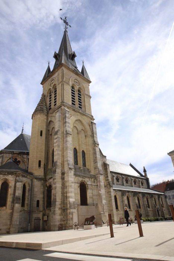 Journées du patrimoine 2020 - Visite libre de l'église Saint-Saturnin