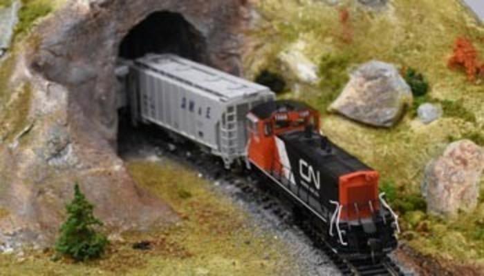Journées du patrimoine 2019 - Au sein du chalet, à chacun son petit train !