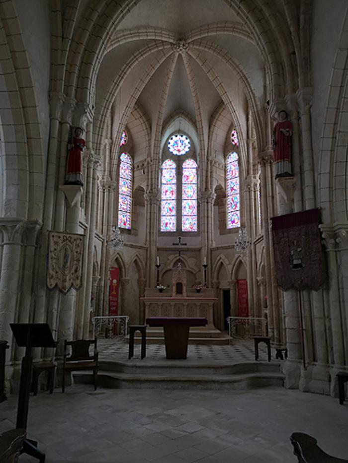 Journées du patrimoine 2019 - Visite de l'Eglise Saint-Laurent