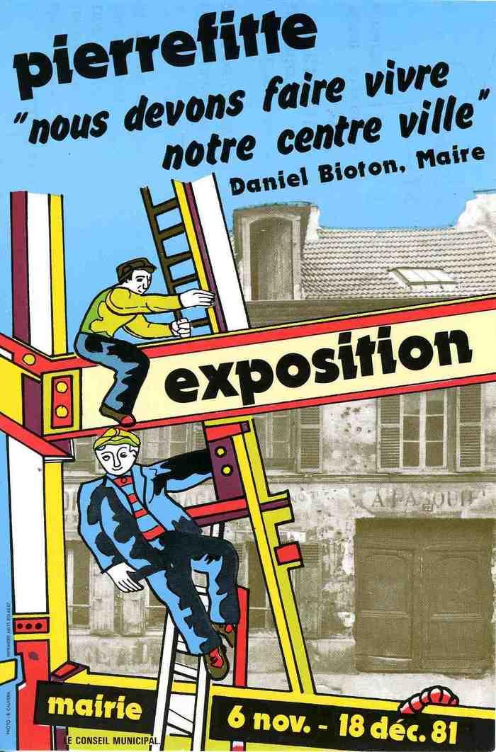 Journées du patrimoine 2019 - Les métamorphoses: le centre ville de Pierrefitte-sur-Seine à travers ses archives