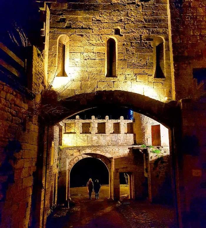 Nuit Romantique à Flavigny....