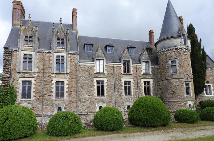 Journées du patrimoine 2019 - Visite du Château de Briacé