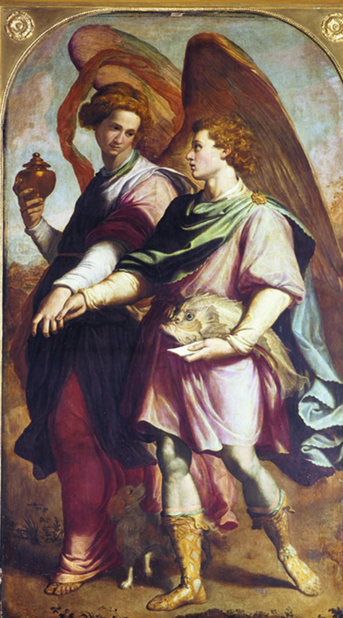 Journées du patrimoine 2019 - Visite commentée à l'église Saint-Eustache du tableau de Santi di Tito