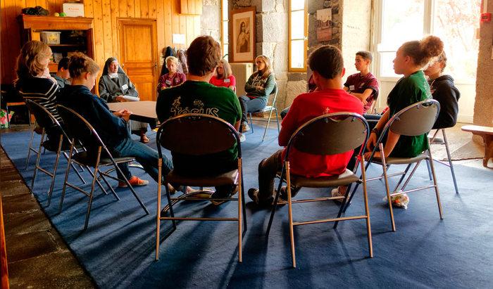 Groupe de philosophie pour lycéens et étudiants