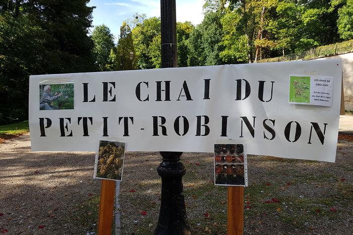 Journées du patrimoine 2019 - Chai de la vigne du Petit Robinson