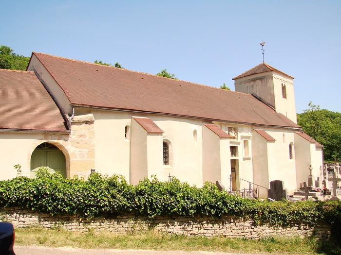 Journées du patrimoine 2020 - Visite de l'Eglise Saint-Louis Saint-Martin