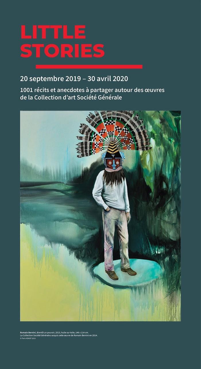 Journées du patrimoine 2019 - Exposition Little stories : 1001 récits et anecdotes autour des œuvres de la collection