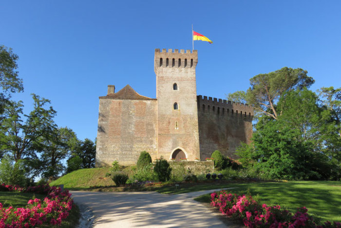 Nuit des musées 2019 -Visite nocturne et mise en lumière du Château de Morlanne